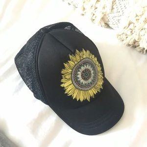 O'Neill sunflower hat